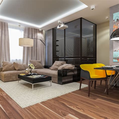 The In Appartment apartment in moscow by interierium