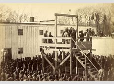 The Execution of Henry Wirz, Commander of Andersonville