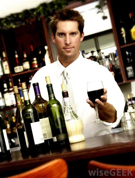 bar attendant   pictures