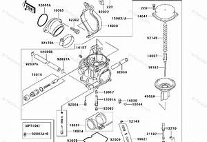 Kawasaki Prairie 360 Carburetor Diagram