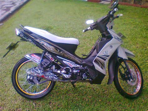 Modifikasi Motor Zr Jadi Trail by Zr Modifikasi Trail Thecitycyclist