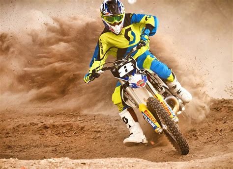 motocross race husky mx nats team launched