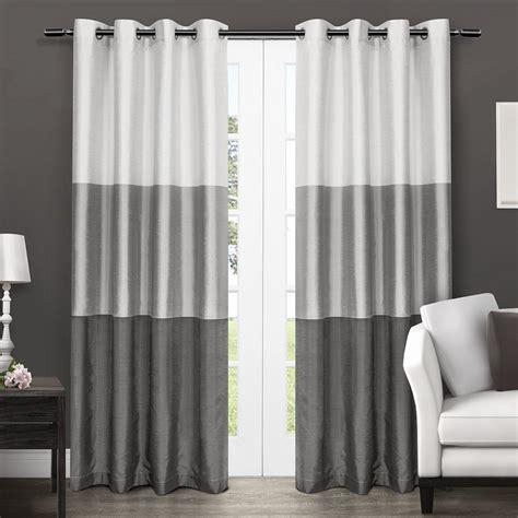 Curtain Marvellous Silk Curtain Panels Silk Like Curtains