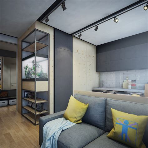 Apartment Design For by Apartment Designs For A Small Family And A