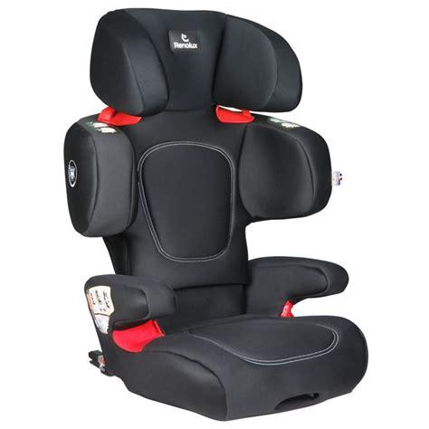 siege auto groupe 2 3 isofix siège auto isofix renolux renofix softness groupe 2 3