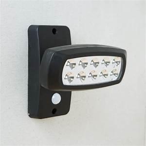 Spot Detecteur De Mouvement : spot solaire d tecteur de mouvements 10 leds bt 150 lumens ~ Dailycaller-alerts.com Idées de Décoration