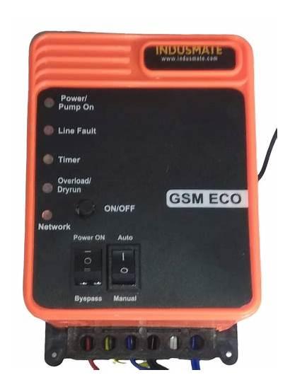 Starter Mobile Motor Pump Kisan Display Mpower