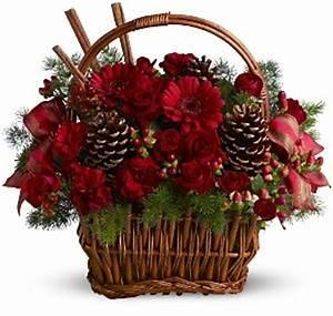 Tips Decoración Navidad – Centros de Mesa con Flores