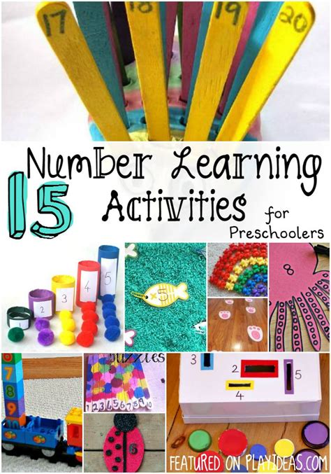 462 Best Preschool Math Images On Pinterest