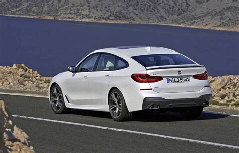 Bmw 6 Series Gt Hd Picture by Bmw 6 Series Gran Turismo Revealed Replace 5 Series Gt