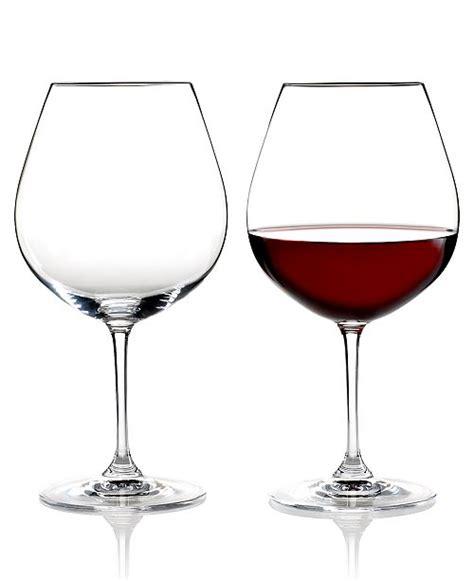 riedel barware riedel wine glasses set of 2 vinum pinot noir reviews
