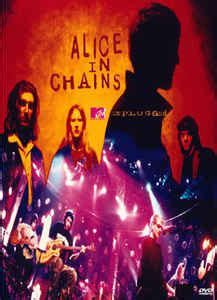 Alice In Chains  Mtv Unplugged (dvd, Uk, 1996) Discogs