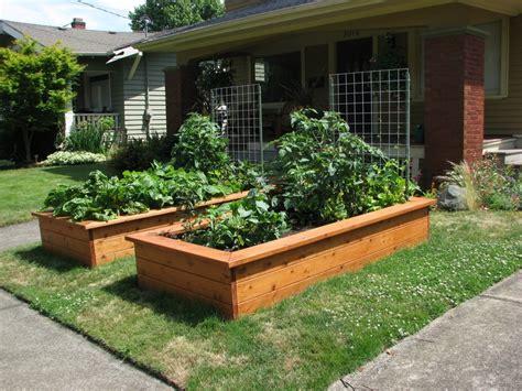 front yard garden beds landscaping front yard garden bed ideas