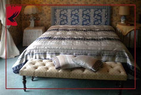 letto su misura atelier tessuti arredamento tende tendaggi interni