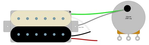 Dimarzio Igno Wiring Diagram Humbucker Soup