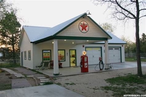 Garage Petrol by Vintage 30 S 50 S Service Station Plans The Garage