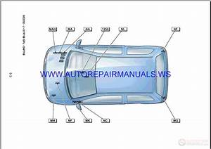 Renault Twingo X06 Nt8233 Disk Wiring Diagrams Manual 12