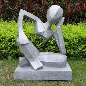 Sculpture De Jardin Contemporaine : three reasons to have statues in the garden flamingo perfect plants ~ Carolinahurricanesstore.com Idées de Décoration