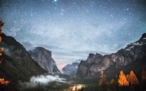 California Best Places View The Milky Way
