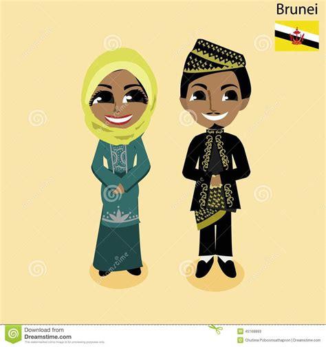 Cartoon Asean Brunei Download From Over 37 Million High