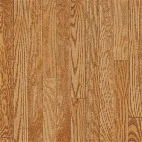 home depot oak flooring bruce plano marsh oak 3 4 in thick x 2 1 4 in wide x random length solid hardwood flooring 20
