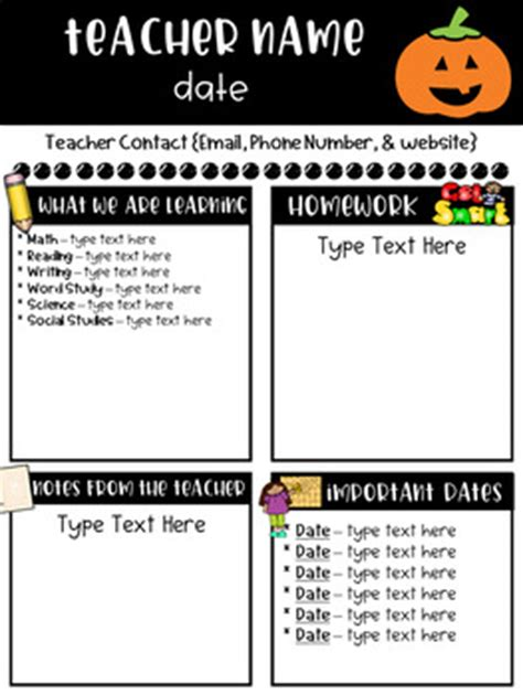 free classroom newsletter templates classroom newsletter templates free by snaps tpt