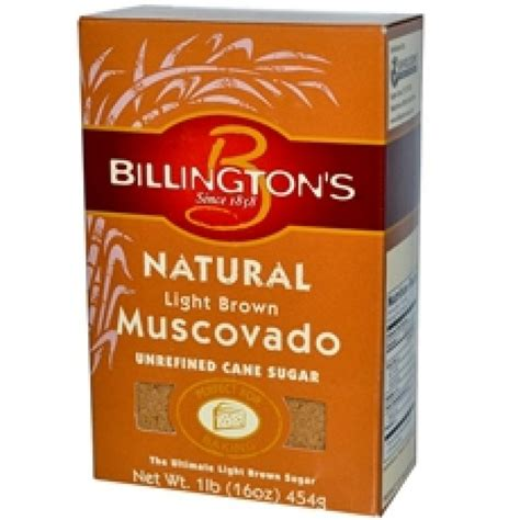 light muscovado sugar billington s light brown muscovado sugar 10x1lb