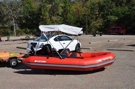 Car Boat Dinghy by 12 Saturn Dinghy Tender Sport Boat