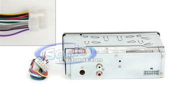 dual xr4110 in dash mp3 wma car stereo w usb sd and aux