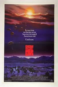 "Lot Detail - 1984 Red Dawn Original 27"" x 41"" One Sheet ..."