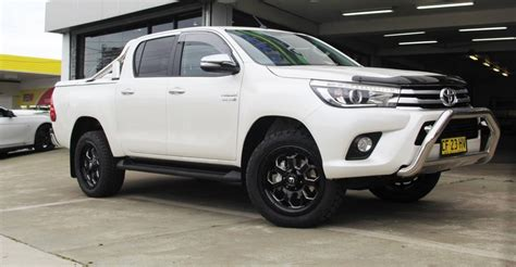 Toyota Hilux SR5 Rims   Shop Toughest 4x4 Hilux SR5 Wheels