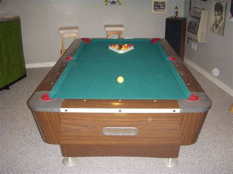 valley pool table for sale a must see great 7ft valley pool table for sale from bay