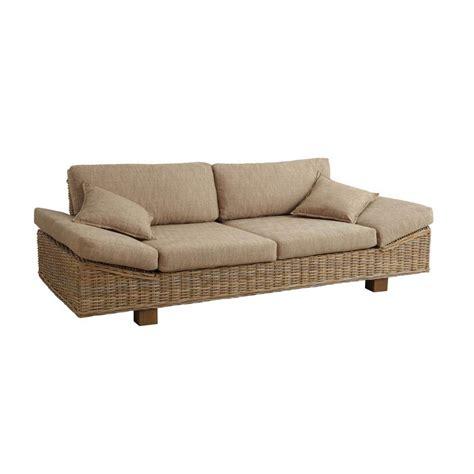 canapé rotin canapés fauteuil