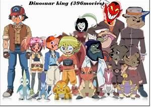 Dinosaur King  396movies Style