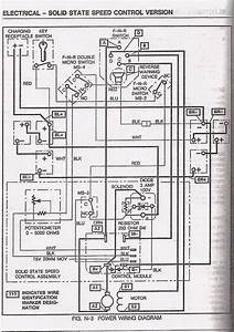 Ez Go Electric Wiring Diagram