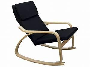 Fauteuil Bascule Alinea : fauteuil en tissu zapy coloris noir vente de tous les fauteuils conforama ~ Teatrodelosmanantiales.com Idées de Décoration