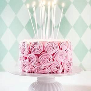 14 Geburtstag Feiern Ideen : rosentorte anleitung torte mit traumhaften rosen verzieren ~ Frokenaadalensverden.com Haus und Dekorationen