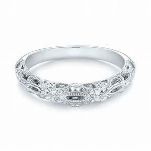 women39s diamond wedding band 103111 With flat womens wedding rings