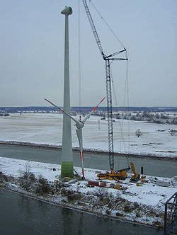 Опыт реализации проекта ветро . и 4х60 кВт ВЭУ 15 тонн и 26 метров каждая