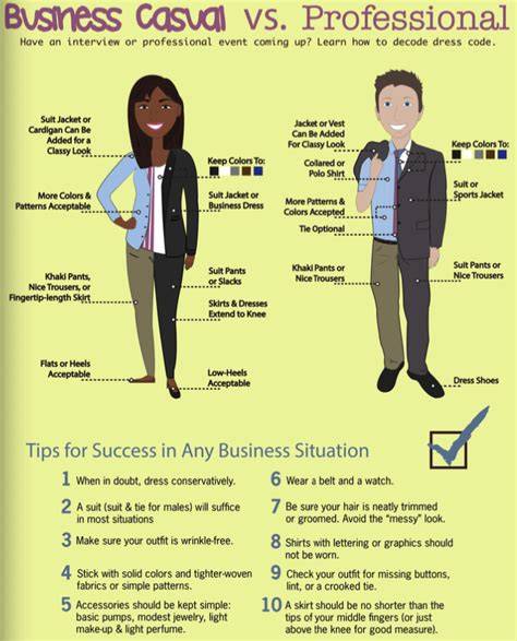 business casual vs professional http resumesdesign