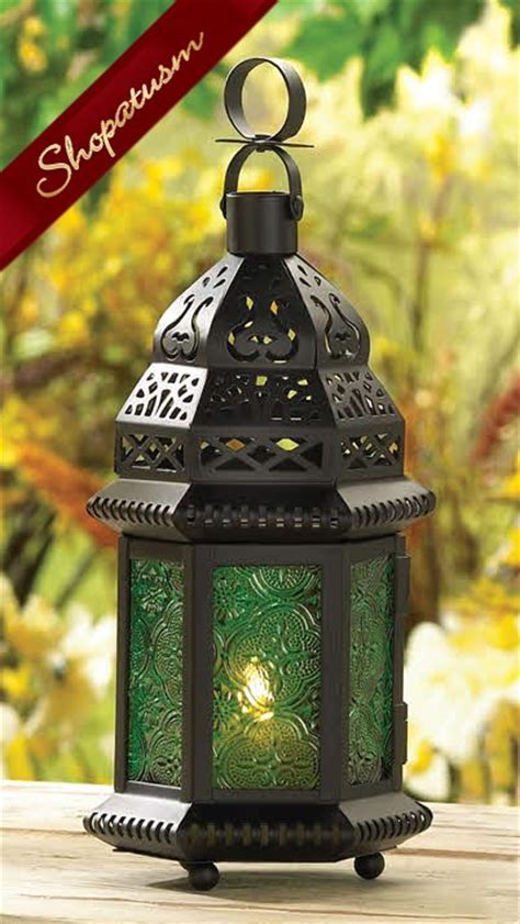 table lanterns in bulk 10 wholesale green moroccan table hanging wedding candle