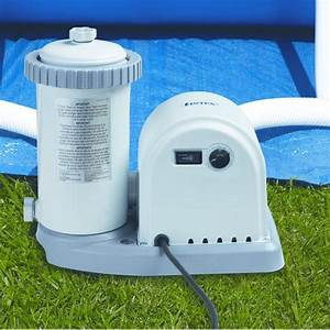 Large Pump And Filter For Intex Pools