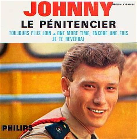 le p 233 nitencier johnny hallyday