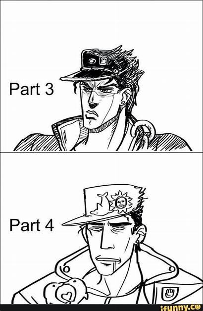 Jojo Bizarre Adventure Jotaro Memes Ifunny Kujo
