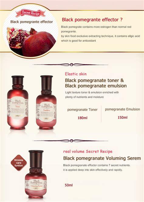 beautynetkorea skin food black pomegranate toner kstylick korean fashion k pop