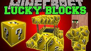 GamedTV Minecraft LUCKY BLOCKS LUCKY VILLAGERS