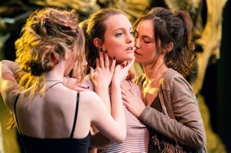 The Trailer For James Francos Lesbian Vampire Film Is