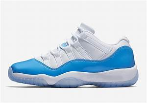 Air Jordan 11 Low UNC 2017 Release Info | SneakerNews.com