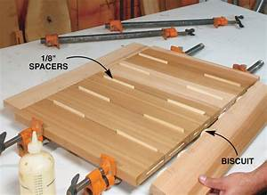 joinery - How does one properly mount a breadboard end