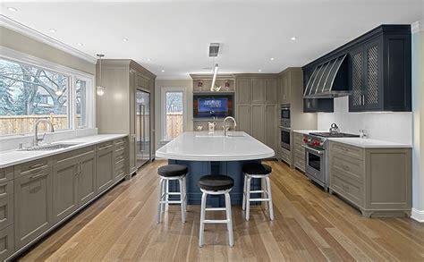 transitional kitchen design popular trend